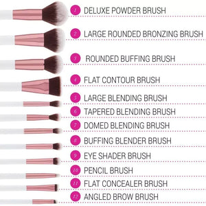 Brochas Bh Cosmetics Crystal Quartz