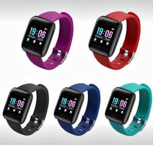 Smart Band 116 Plus Reloj Podómetro