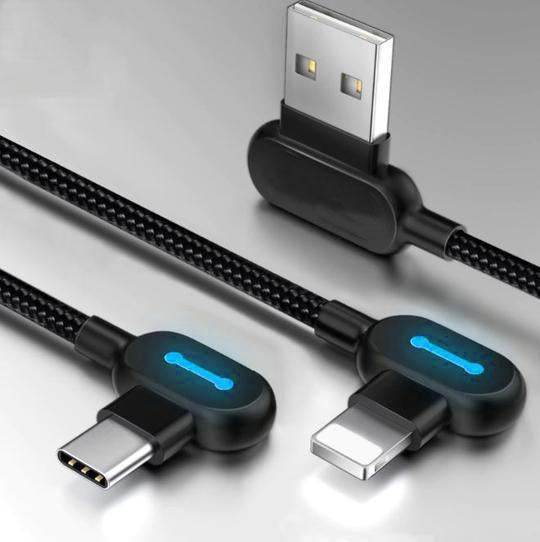 TITAN Unbrekable Fast Charging Cable
