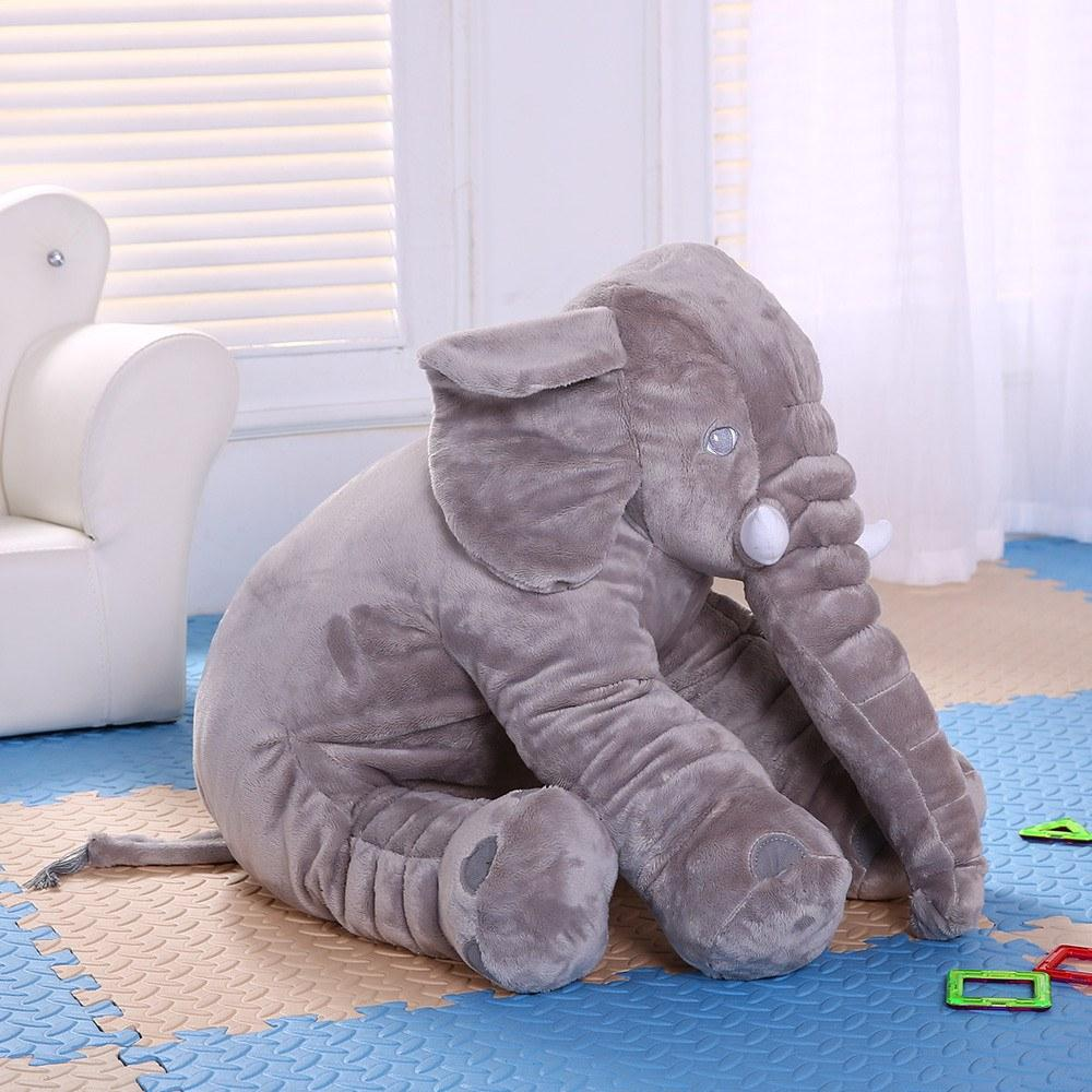 Big Soft Baby Elephant  - *60% OFF TODAY ONLY* Global Shipping - MyShoppingSpot