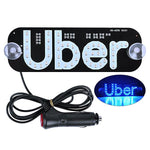 High Visibility Uber LED Sign