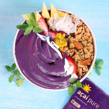Load image into Gallery viewer, Amazonia Acai Pure Smoothie Bowl