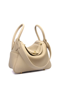 My Arya Shoulder Bag  Beige