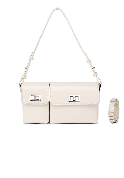 My Kaia Sling Bag  White