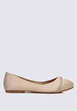 Load image into Gallery viewer, Eve Comfy Ballerina In Beige