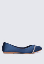 Load image into Gallery viewer, Eve Comfy Ballerina In Navy