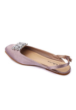 Load image into Gallery viewer, Gemie Comfort Ballerina   Taupe
