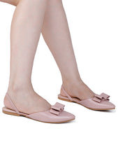 Load image into Gallery viewer, Bowie Comfort Ballerina   Pink
