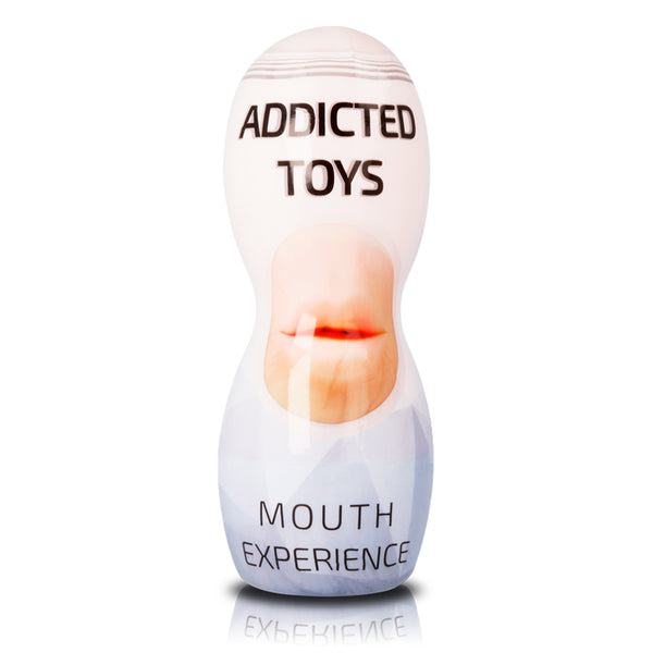 ADDICTED TOYS MASTURBADOR BOCA