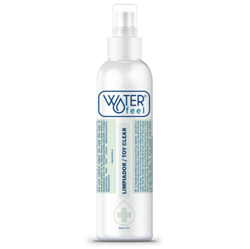 WATERFEEL LIMPIADOR JUGUETES STERILE 150ML