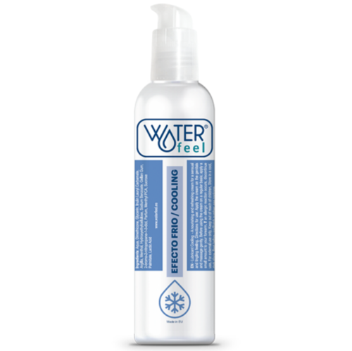 WATERFEEL LUBRICANTE EFECTO FRÍO 150ML