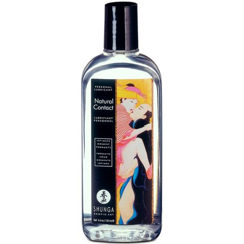 SHUNGA CONTACTO NATURAL LUBRICANT