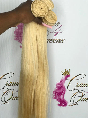 Virgin Blonde Tresses