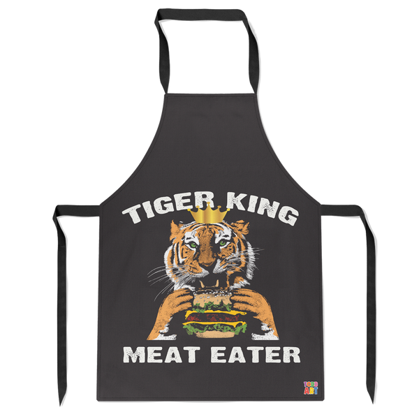 Tiger King Meat Eater Apron