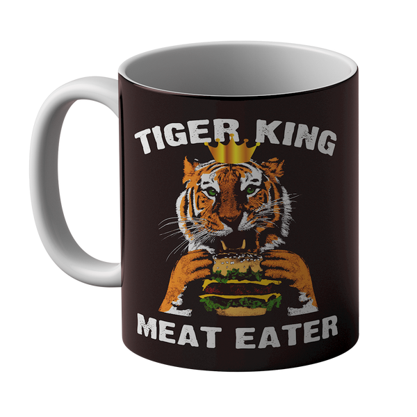 Tiger King Meat Eater Mug