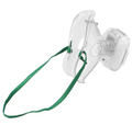 Portable Cannapresso Handheld Air Mask Mesh Nebulizer Kit