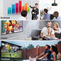 VANKYO V620 HD Display Projector Compatible with iOS/Android Devices