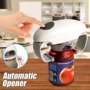 Automatic Jar Opener One Touch