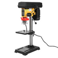 9-Speed Industrial Drill Press Stand Bench Clamp Tool 110V 550W