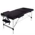 Portable Massage Facial Bed with Face & Side Armrests