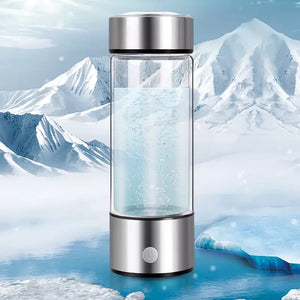 Portable Hydrogen Water Generator Bottle