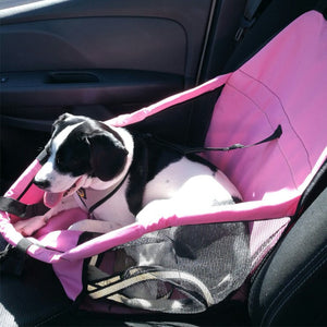 Safety Mesh Car Pet Carrier