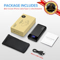 20000mAh Power Bank LED USB Portable Charger