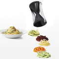 Simple Stainless Steel Vegetable & Fruit Spiralizer