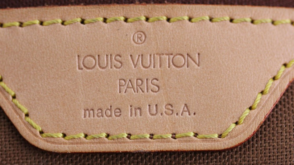 How To Separate Real vs. Fake Louis Vuitton