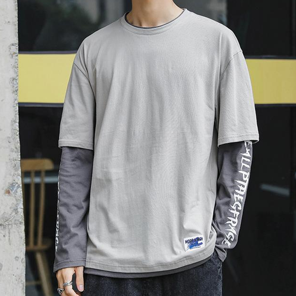 Dual Layer Long Sleeve