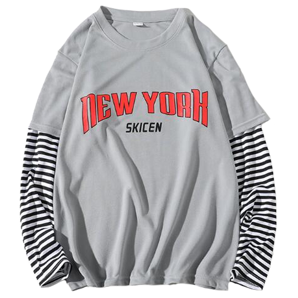 New York Skicen Layered Tee