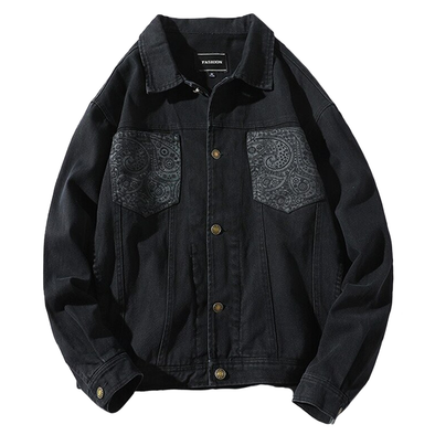 Pray For Money Paisley Jacket