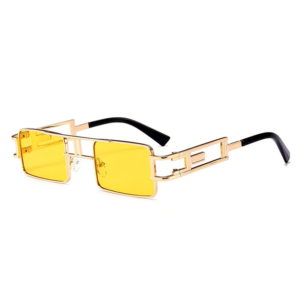 Rectangular Flat-Top Glasses