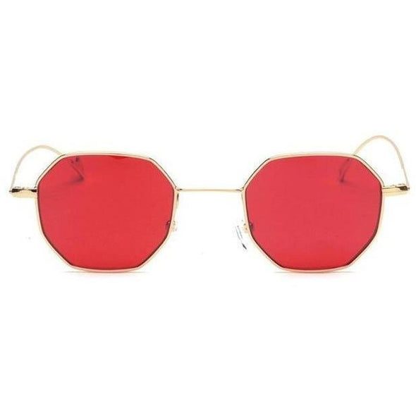 Urban Clothes Men's Glasses- Octagon Sunglasses - FASHIONOPOLITAN