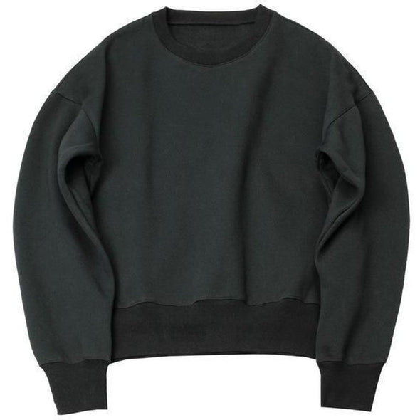 Urban Clothes Men's Long Sleeve Shirts- Oversized Sweatshirt - FASHIONOPOLITAN