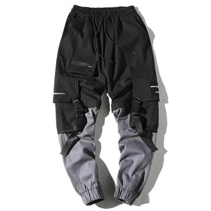Urban Clothes Men's Joggers- Shadow Gradient Joggers - FASHIONOPOLITAN