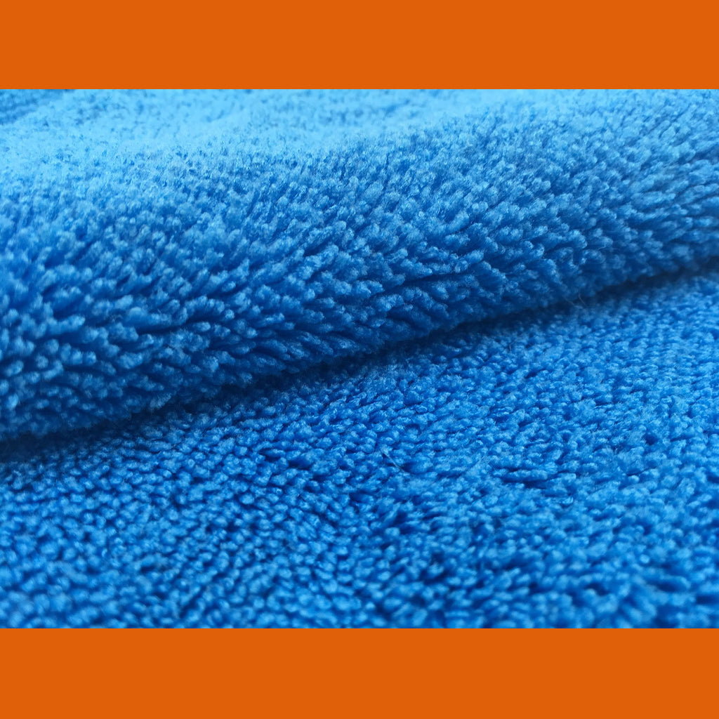 Shinykings Microfibre Cleaning Towel - PREMIUM Professional Wash Towel