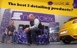 The best car detailing product?