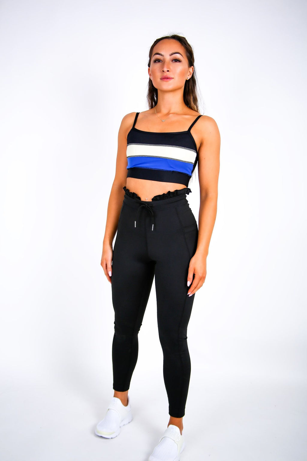 The Frill Waist Legging - BBx FITNESS