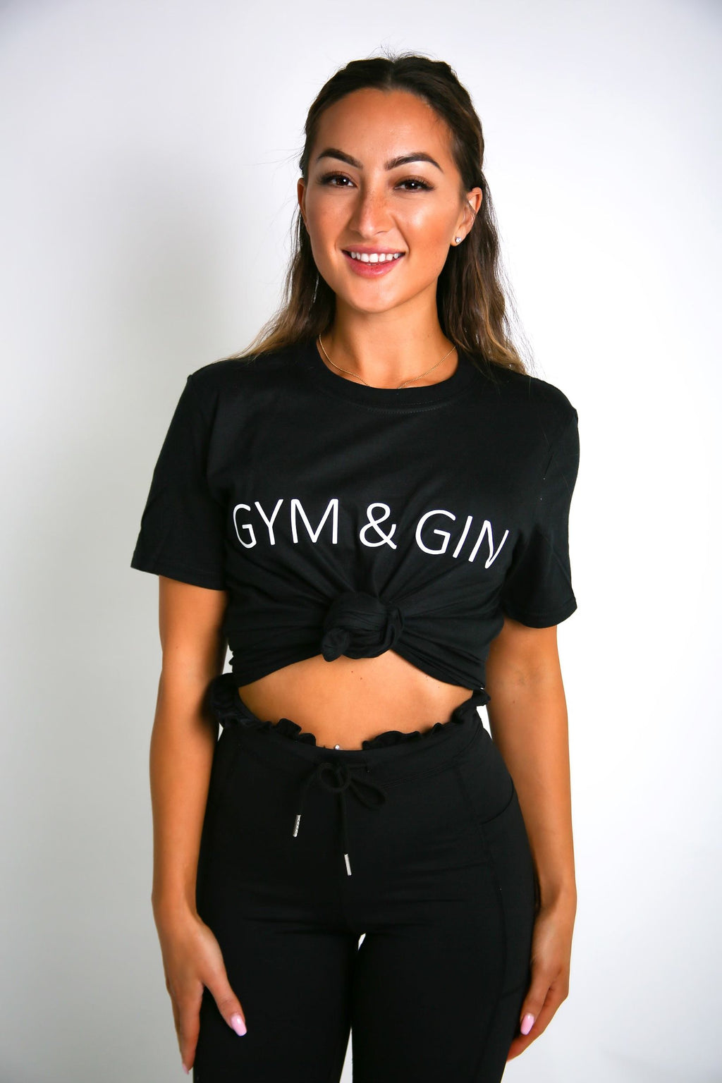 Gym & Gin Tee - BBx FITNESS