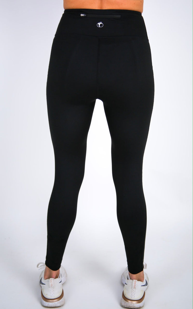 The Laura Contrast Legging - BBx FITNESS