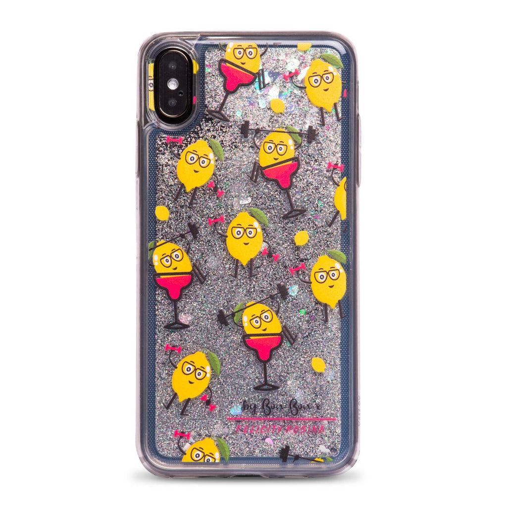 Zest Press Liquid Glitter Phone Case - by Bon Bon x