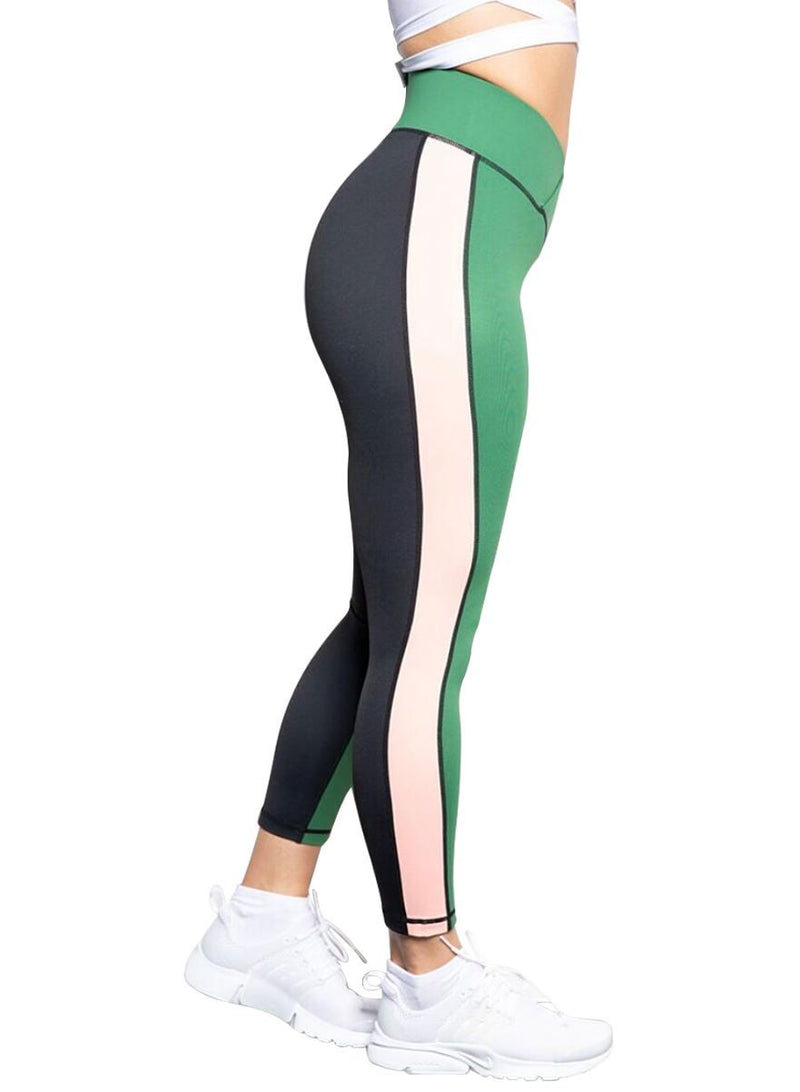 Limited edition Forest Green Gym Leggings - by Bon Bon x
