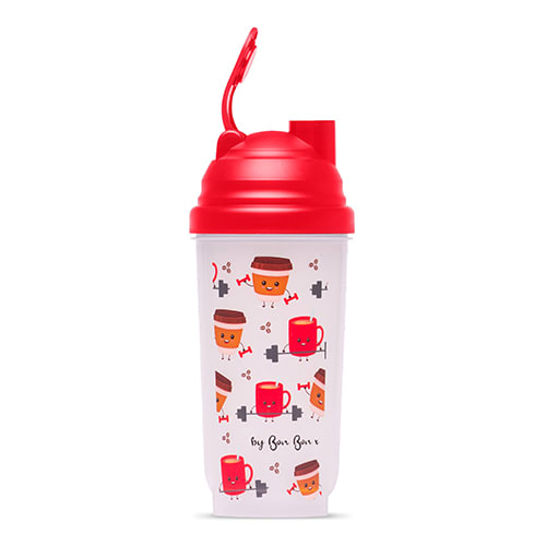 A Whole Latte Sweat Protein Shaker - BBx FITNESS
