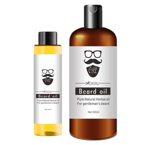 Mokeru Organic Beard Oil