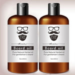 Mokeru 100% Organic Beard Oil 200ml-LADessentials