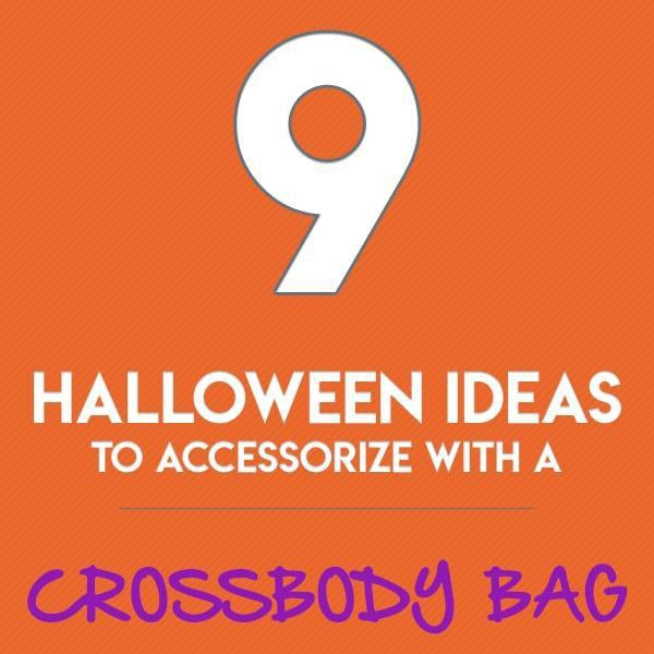 9 Halloween Costume Ideas for Women Using Crossbody Bags