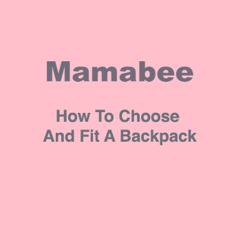 How To Choose And Fit A Backpack