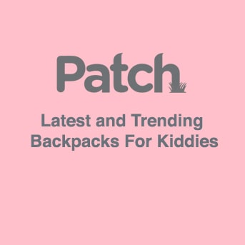 Latest and Trending Backpacks For Kiddies