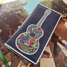 Load image into Gallery viewer, Acoustic Guitar Wallet | Pakapalooza